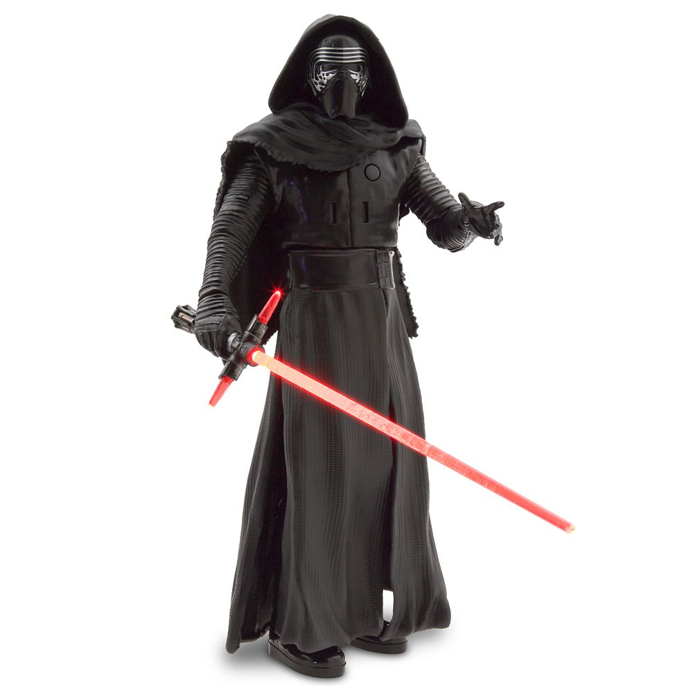Kylo Ren Talking Action Figure – Star Wars – 15''