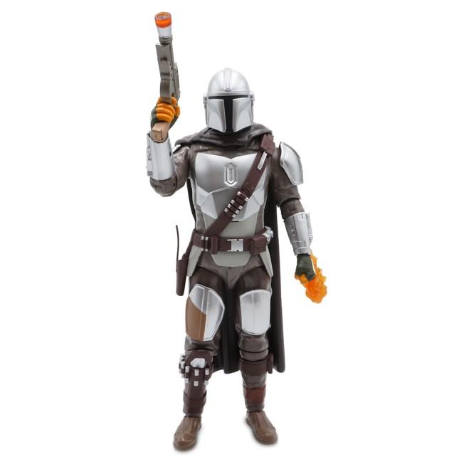 The Mandalorian Talking Action Figure – Star Wars: The Mandalorian – 15'' H