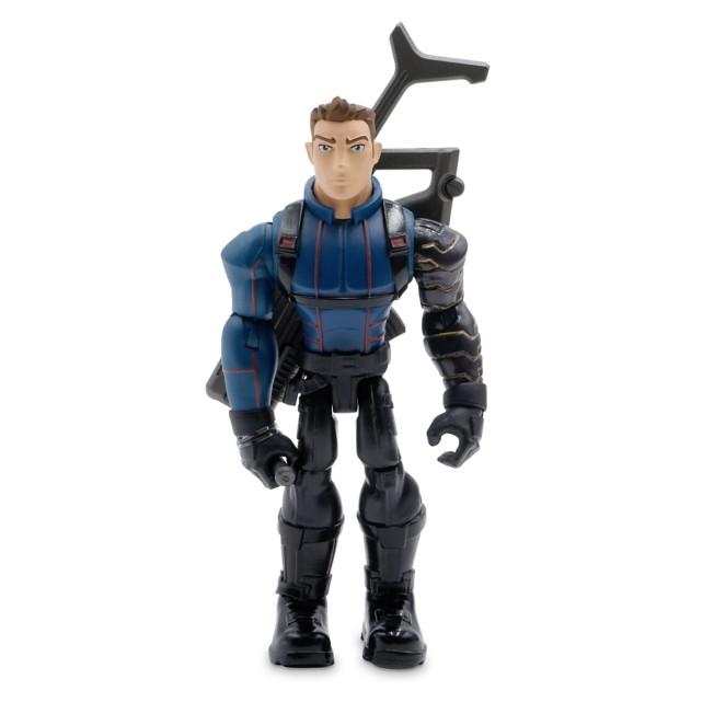 Winter Soldier Action Figure – Marvel Toybox