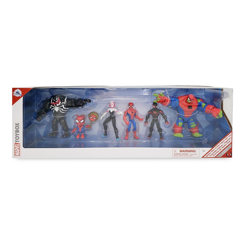Spider-Man Action Figure Gift Set – Marvel Toybox
