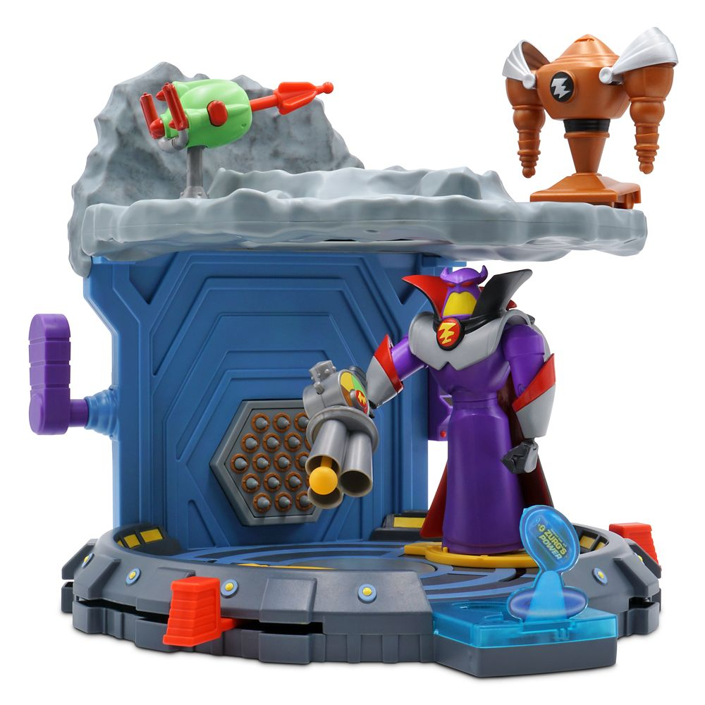 Disney Zurg Lair Play Set ? Toy Story ? Pixar Toybox