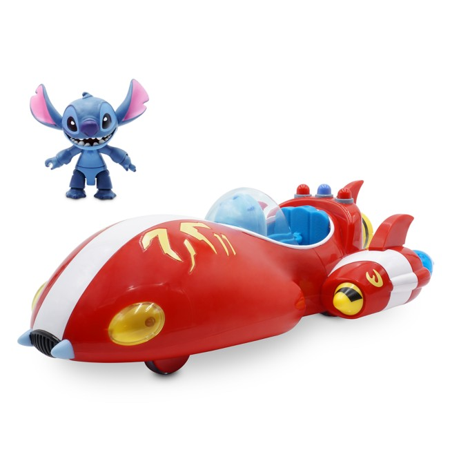 Stitch Rocket Ship Set – Lilo & Stitch – Disney Toybox