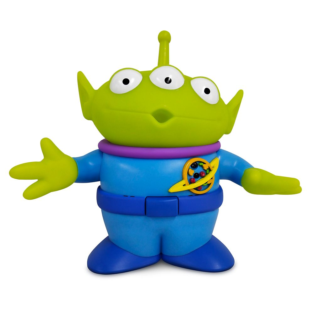 Toy Story Alien Interactive Talking Action Figure Official shopDisney