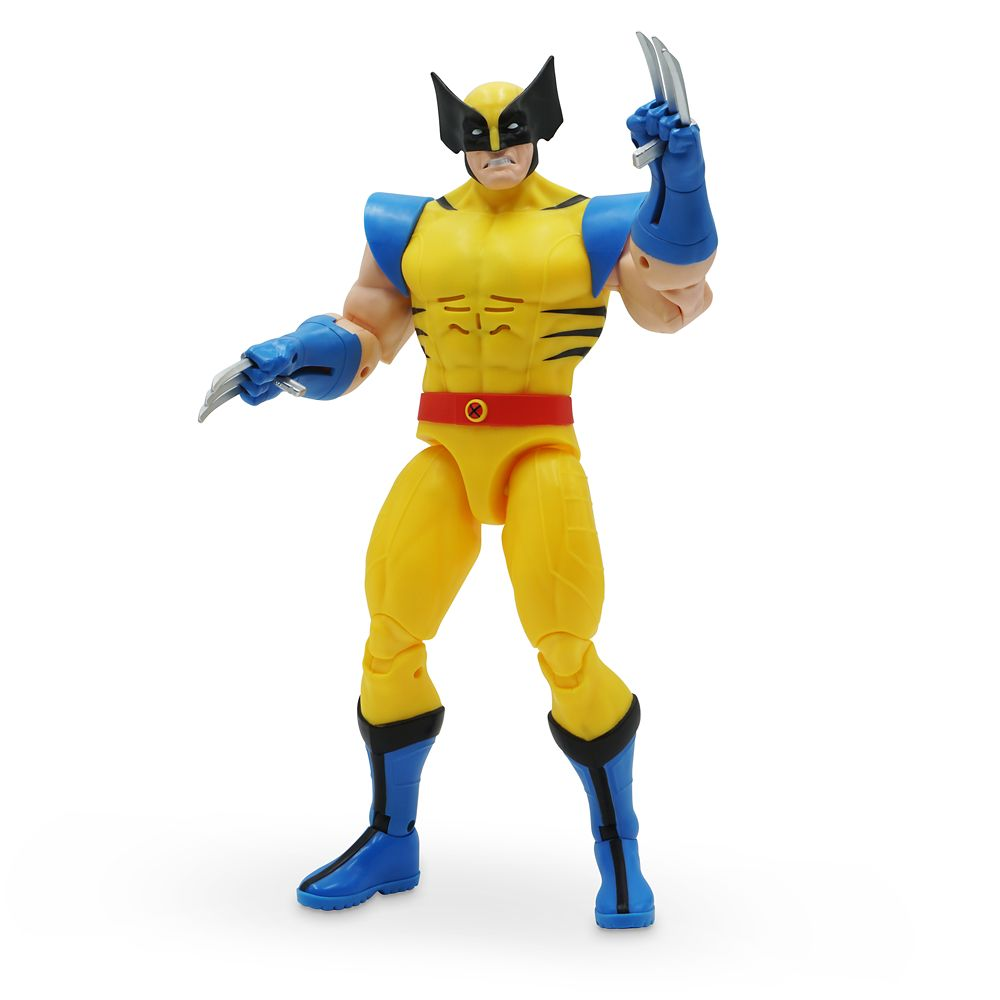 Wolverine Talking Action Figure