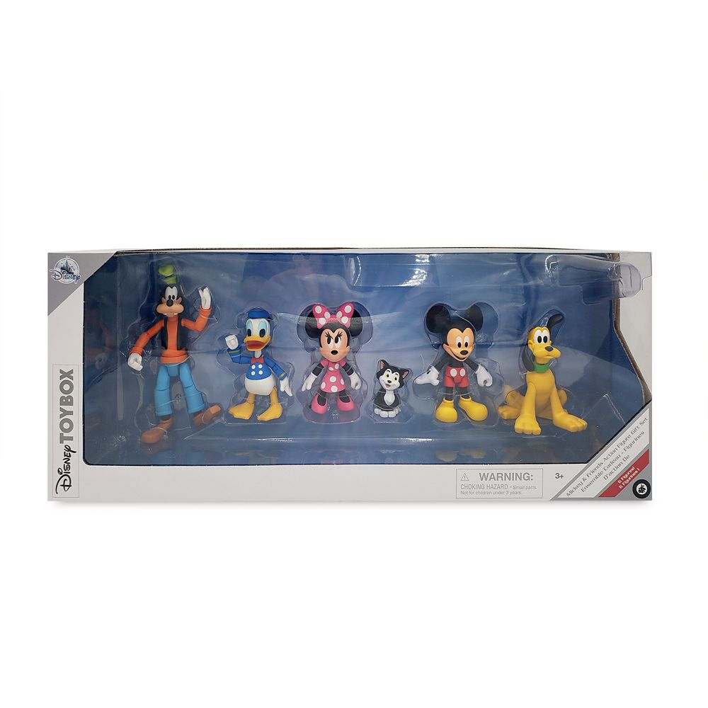 Mickey Mouse and Friends Action Figure Gift Set – Disney Toybox