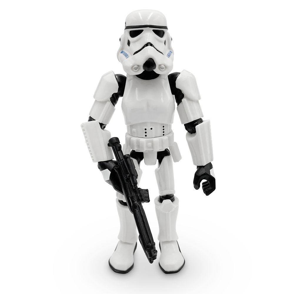 Imperial Stormtrooper Action Figure – Star Wars Toybox