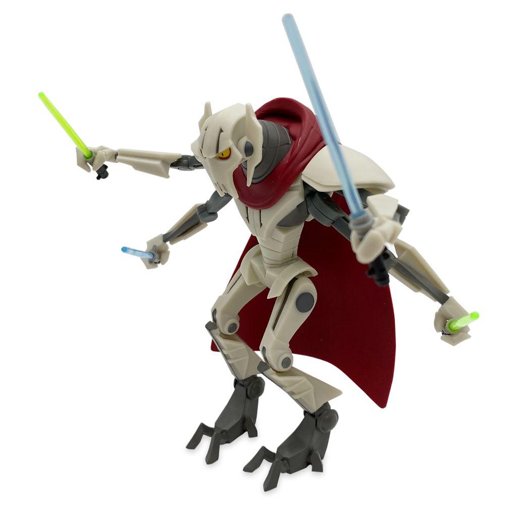 General Grievous Action Figure – Star Wars Toybox