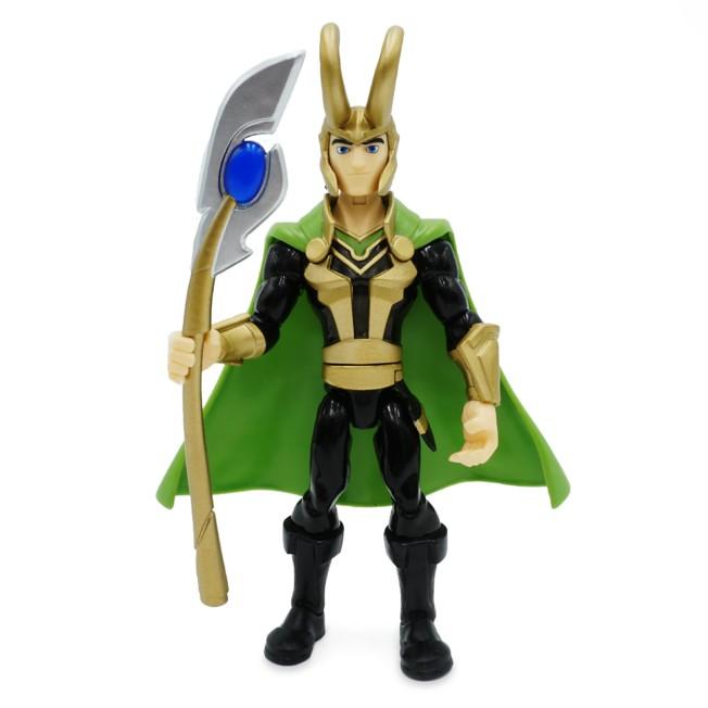 Loki Action Figure – Marvel Toybox