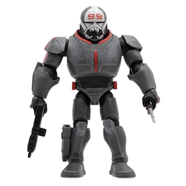 Wrecker Action Figure – Star Wars: The Bad Batch – Star Wars Toybox