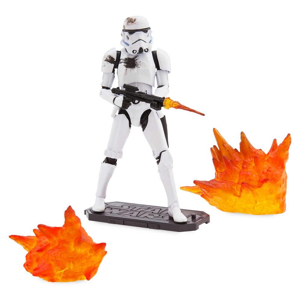 Stormtrooper Action Figure – Star Wars – Black Series by Hasbro