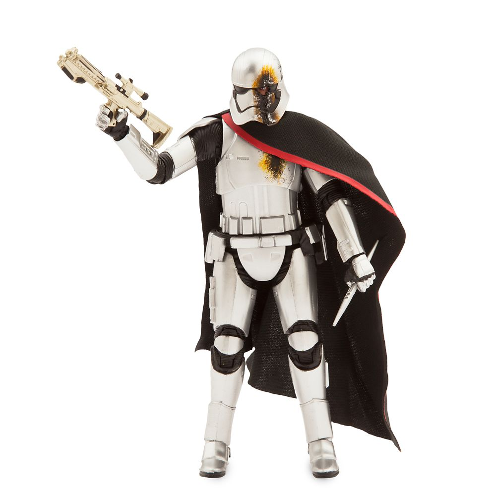 Captain Phasma Action Figure – Star Wars – Black Series by Hasbro