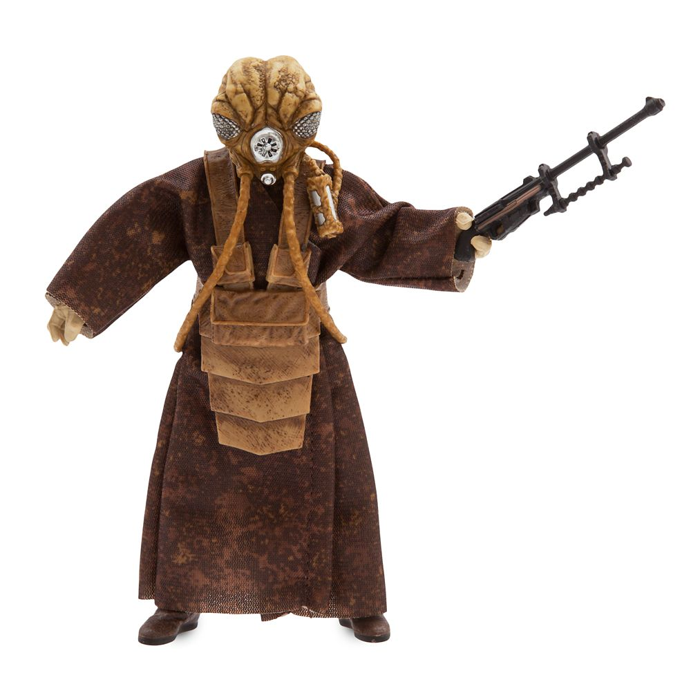 Zuckuss Action Figure – Star Wars – Black Series by Hasbro