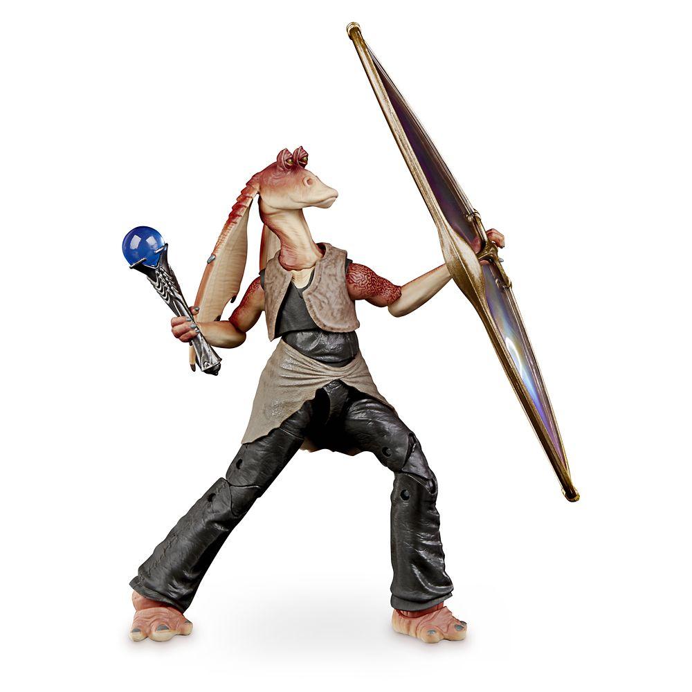 Jar Jar Binks Action Figure – Star Wars: The Phantom Menace – Black Series by Hasbro