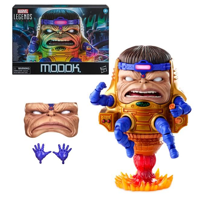 M.O.D.O.K. Action Figure – Marvel Legends Series