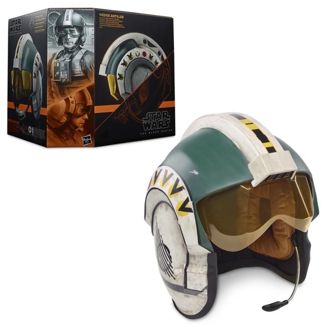 Wedge Antilles Battle Simulation Helmet – Star Wars: The Black Series by Hasbro