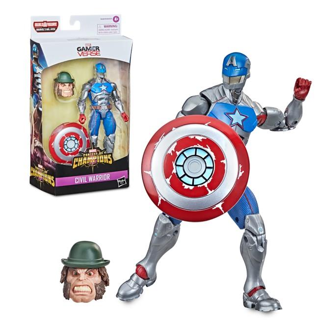 Civil Warrior Action Figure – Contest of Champions – Marvel Legends