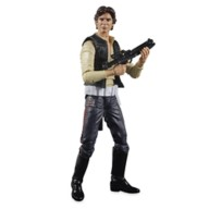 Han Solo Action Figure by Hasbro – Star Wars: The Black Series – 6''