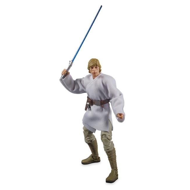 Luke Skywalker Action Figure by Hasbro – Star Wars: The Black Series – 6''