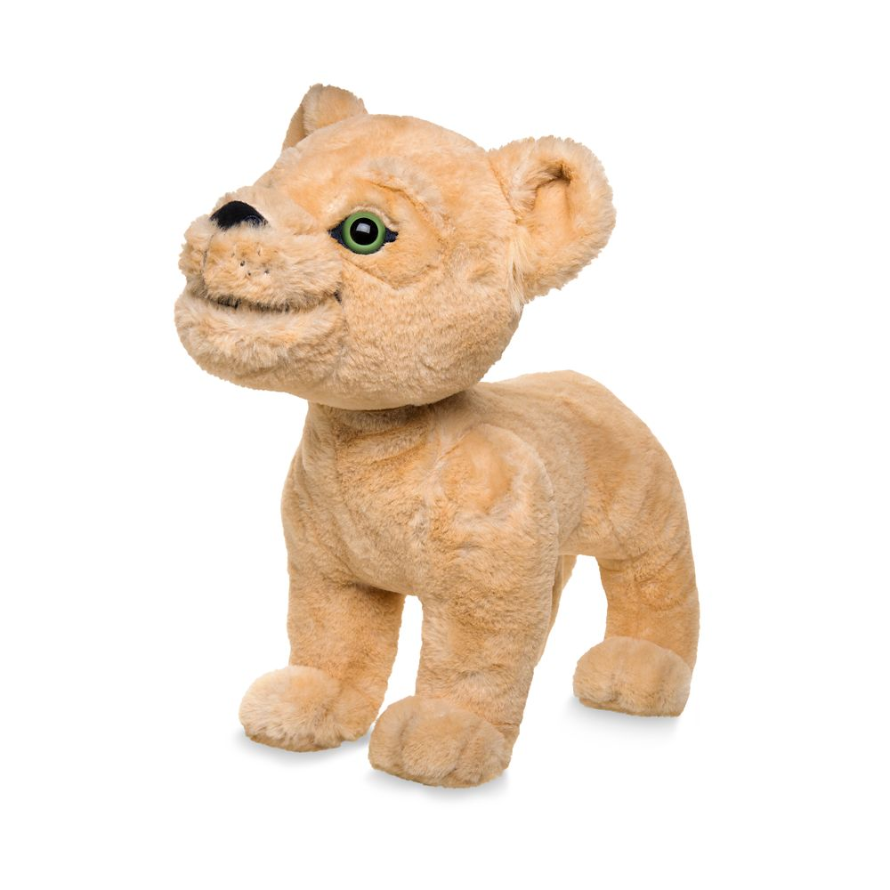 Nala Talking Plush – The Lion King 2019