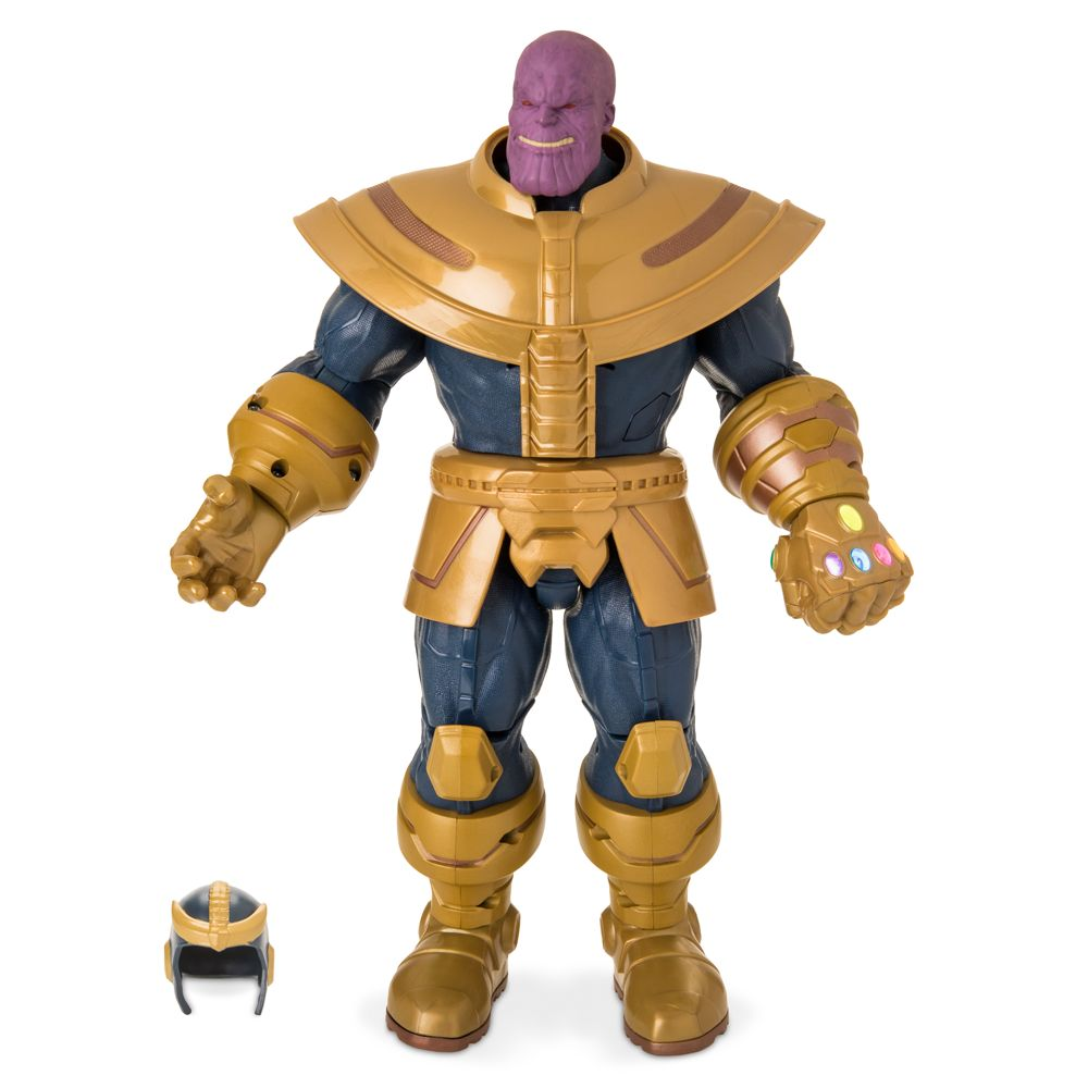 Thanos Talking Action Figure – Toys for Tots Donation Item