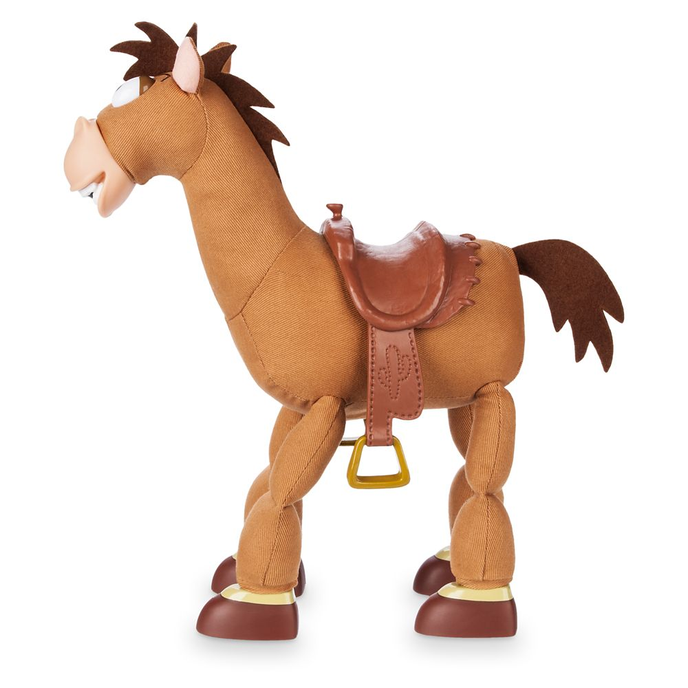 Bullseye Interactive Action Figure with Sound – Toy Story – 18'' – Toys for Tots