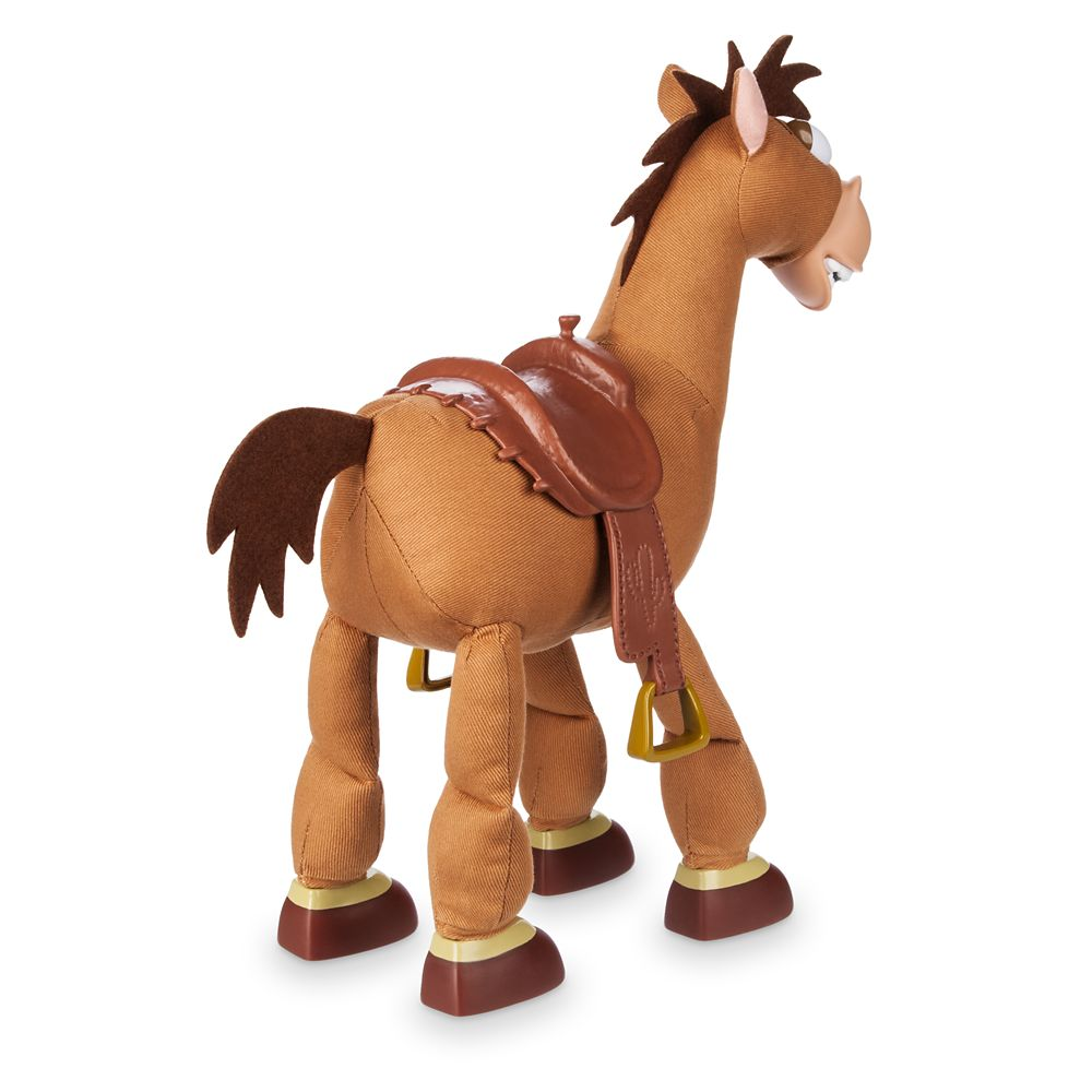 Bullseye Interactive Action Figure with Sound – Toy Story – 18'' – Toys for Tots Donation Item