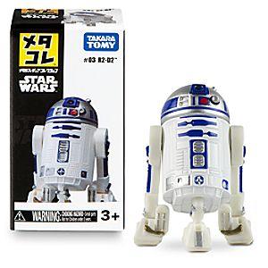 Disneystore R2 - d 2 Mini Metal Action Figure By Takara Tomy