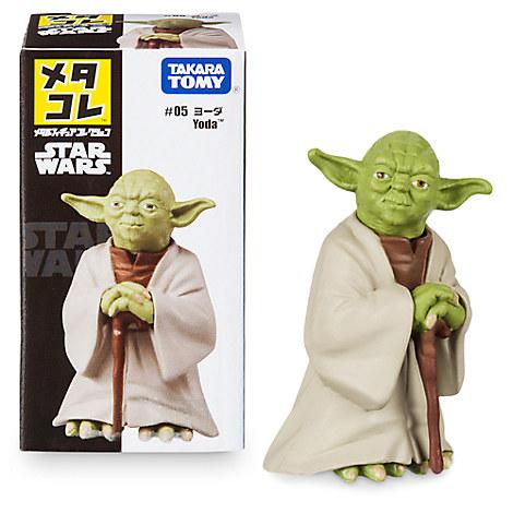 Yoda Mini Metal Action Figure by Takara Tomy