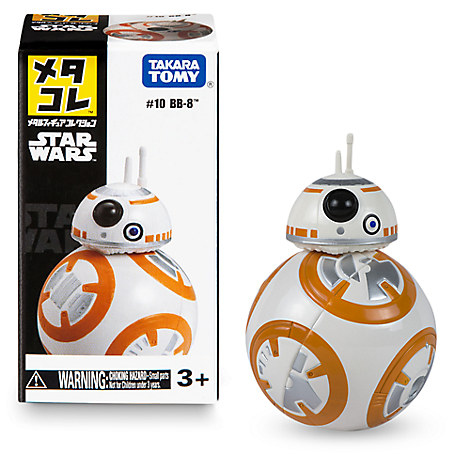 BB-8 Mini Metal Action Figure by Takara Tomy