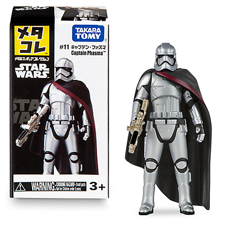 Phasma Mini Metal Action Figure by Takara Tomy