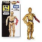 C-3PO Mini Metal Action Figure by Takara Tomy - Star Wars: The Force Awakens