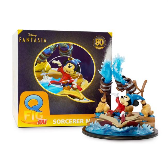 Sorcerer Mickey Q-Fig Max – Fantasia 80th Anniversary