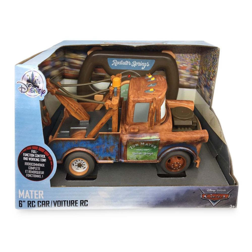 Mater Remote Control Vehicle – Cars