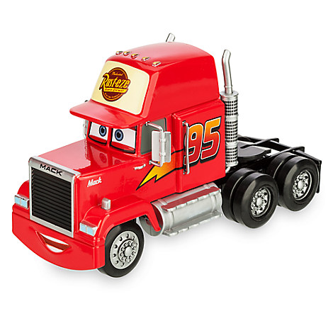 Mack Deluxe Die Cast Vehicle