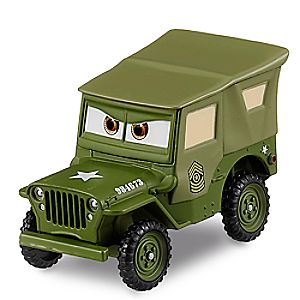 Sarge Die Cast Car