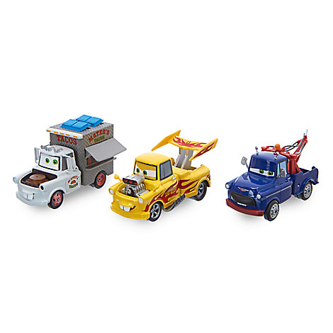Mater-Rama Die Cast Vehicle Set
