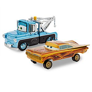 Ramone & Mater Die Cast Set