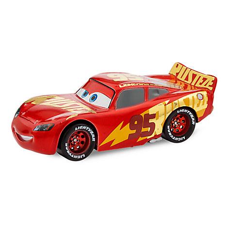 Lightning McQueen Die-Cast Car - Cars 3 Edition