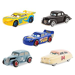 Cars 3 Deluxe Die Cast Gift Set