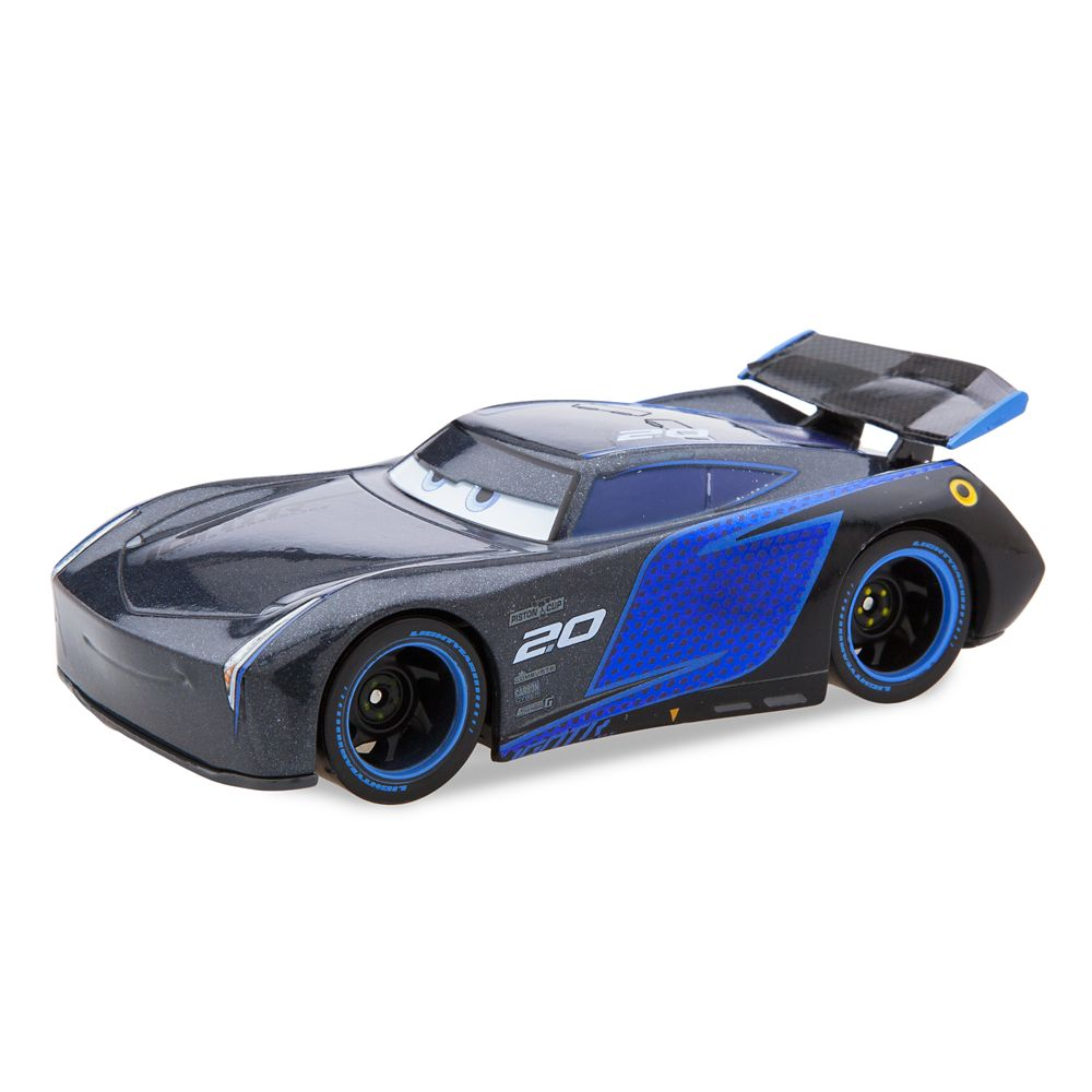 Jackson Storm Pull N Race Die Cast Car - Cars