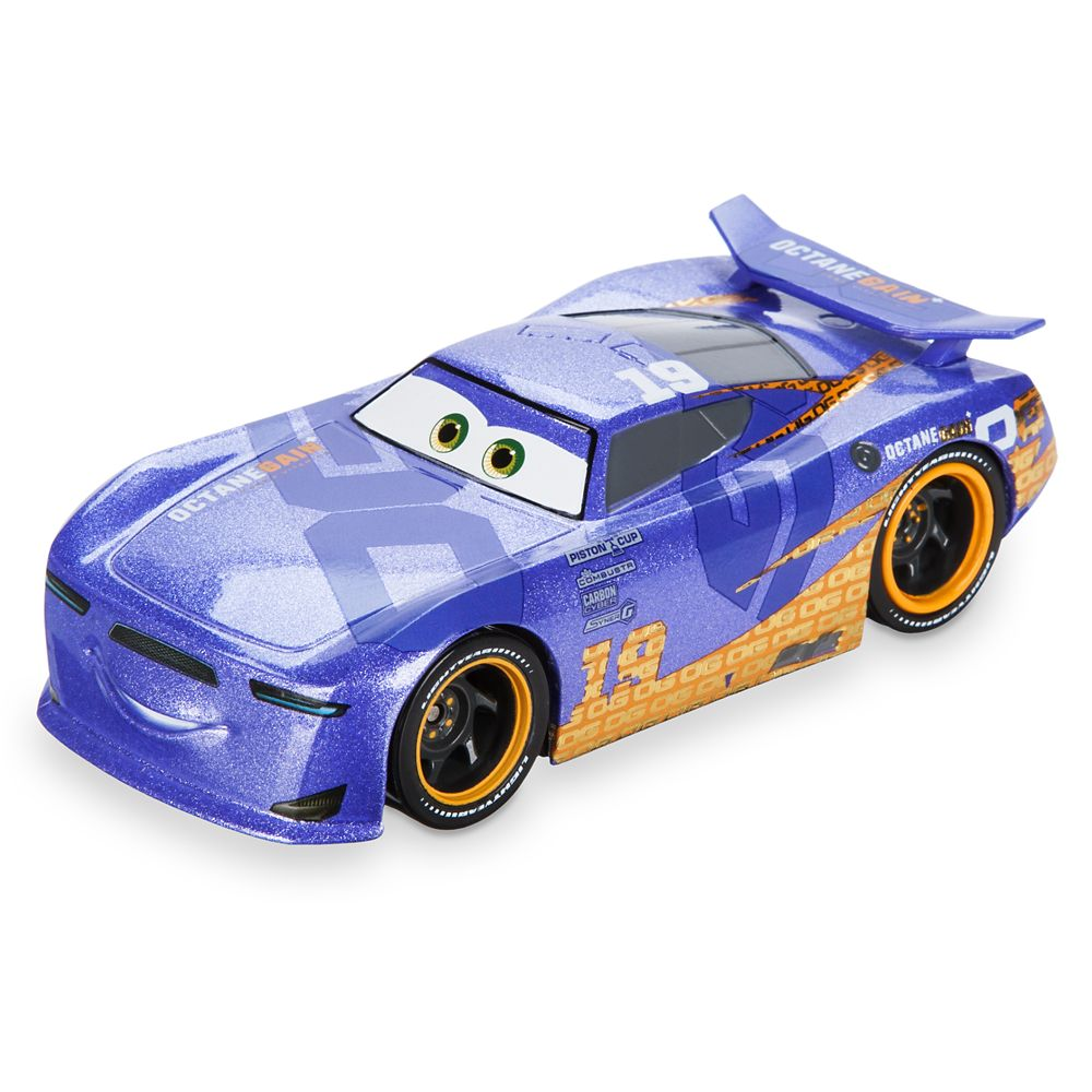 Daniel Swervez Pull 'N' Race Die Cast Car – Cars