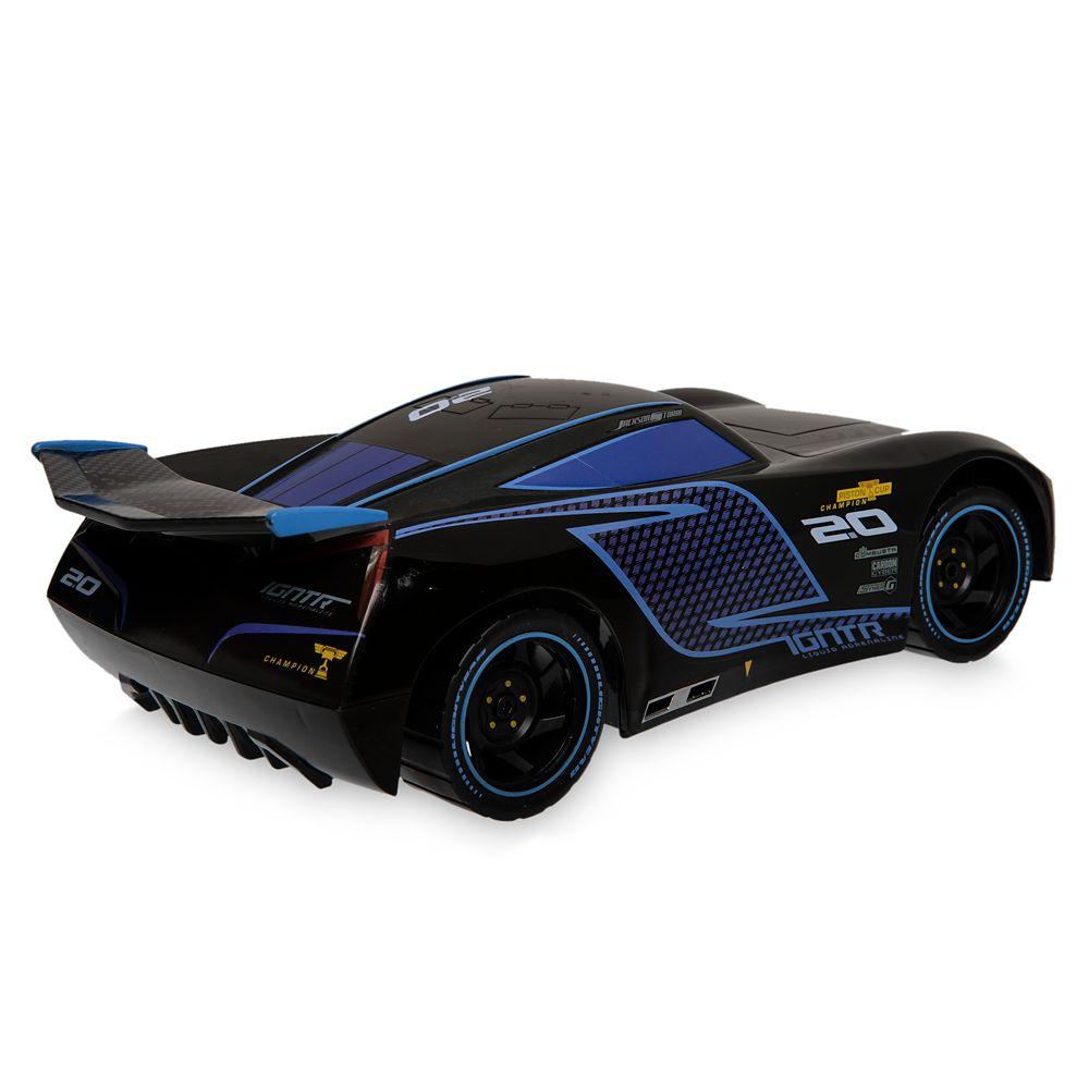 Jackson Storm Build to Race Car