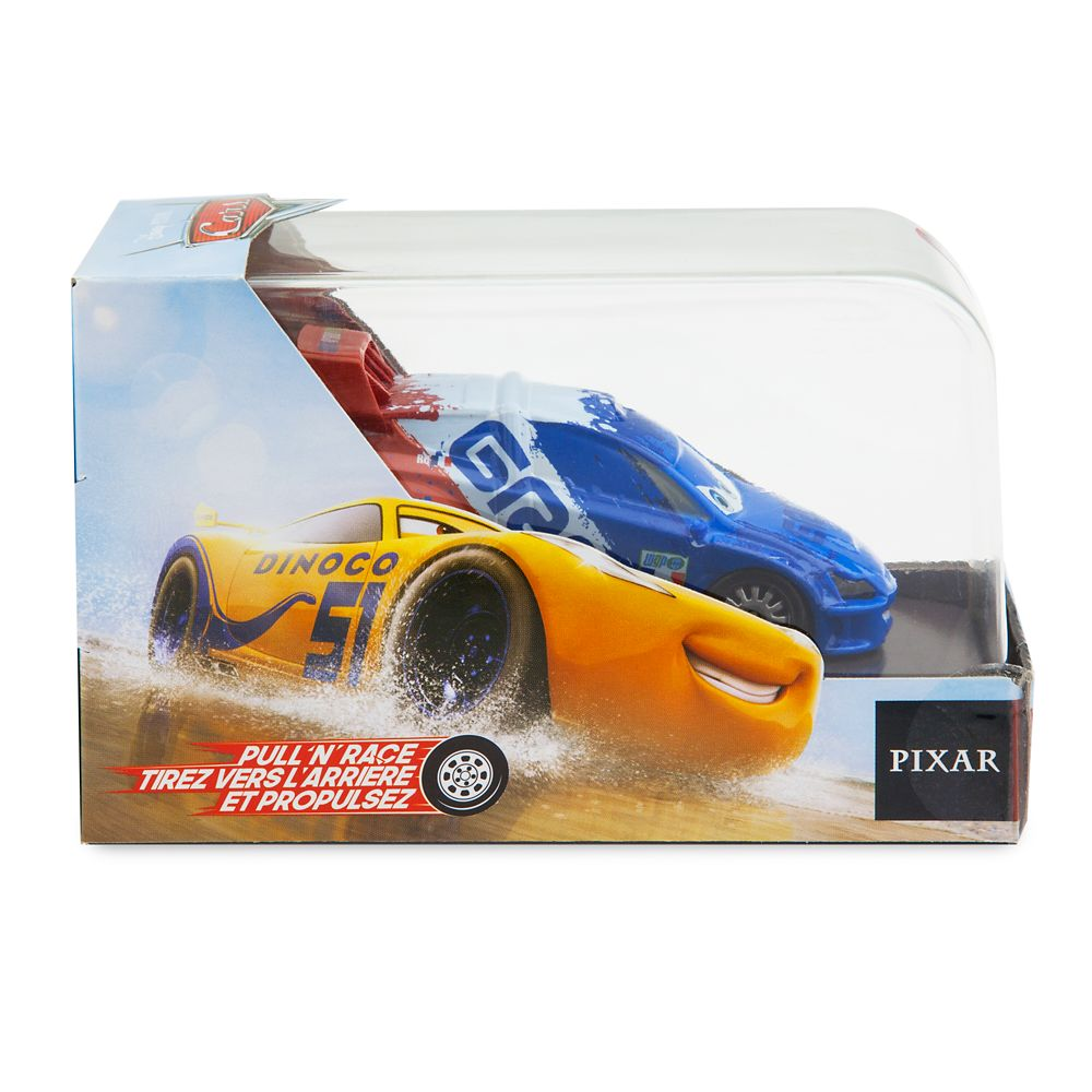 Raoul ÇaRoule Pull 'N' Race Die Cast Car – Cars