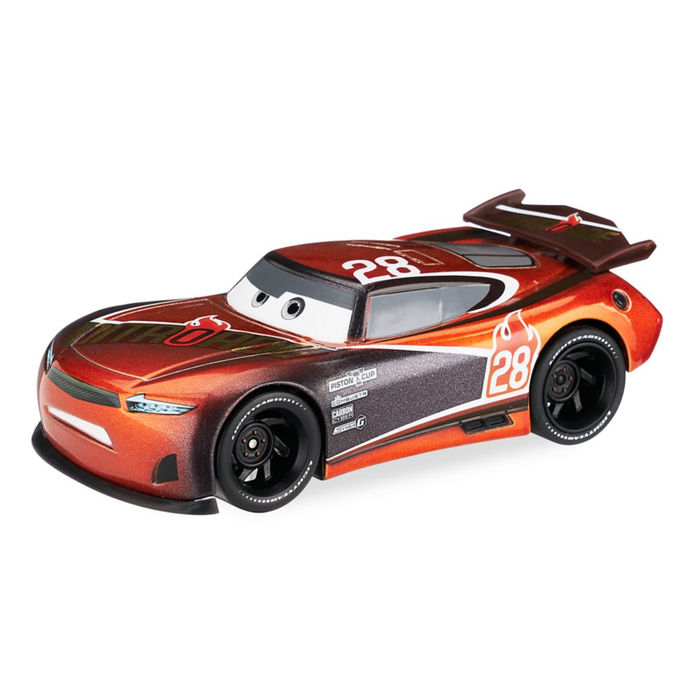 Tim Treadless Pull 'N' Race Die Cast Car – Cars