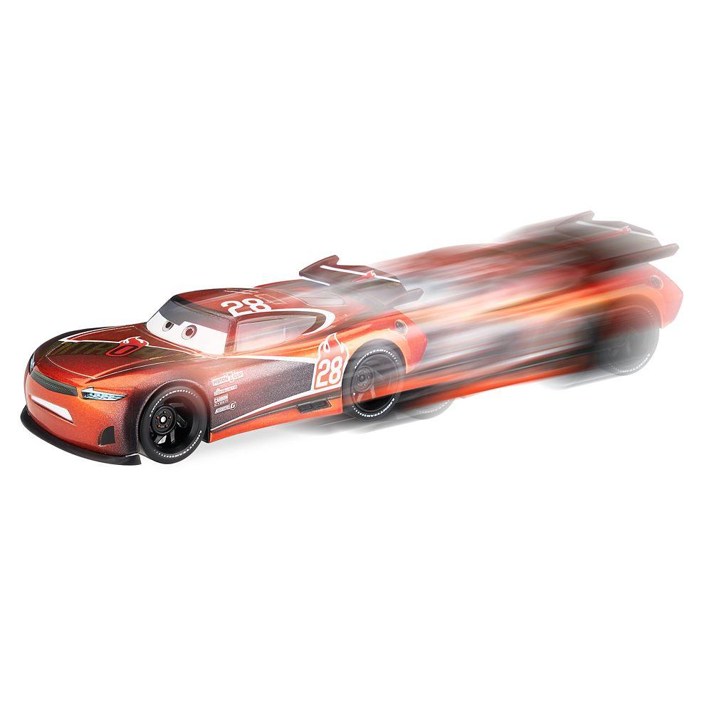 Tim Treadless Pull 'N' Race Die Cast Car – Cars