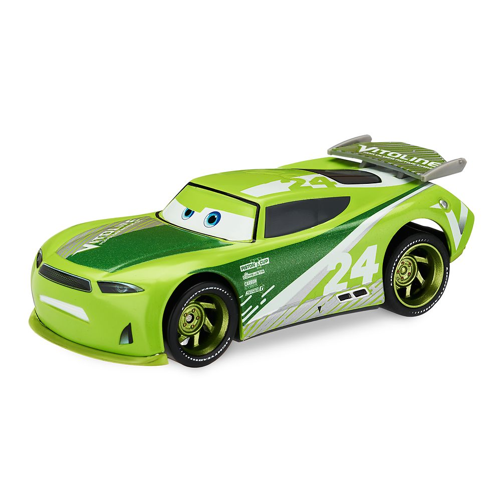 Chase Racelott Pull 'N' Race Die Cast Car – Cars