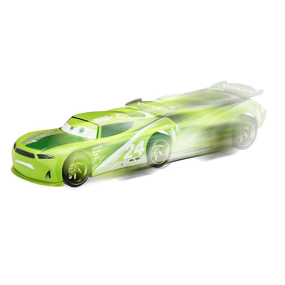Chase Racelott Pull 'N' Race Die Cast Car – Cars