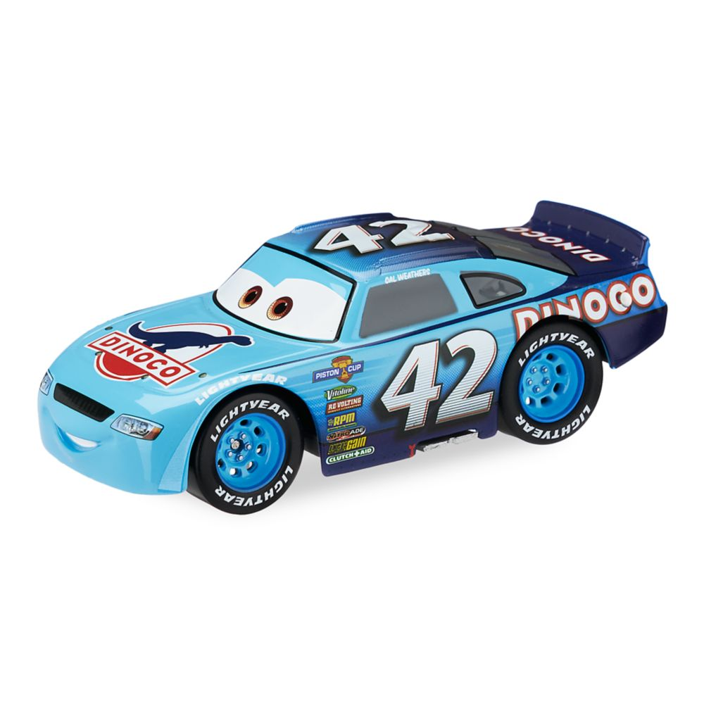 Cal Weathers Pull 'N' Race Die Cast Car – Cars