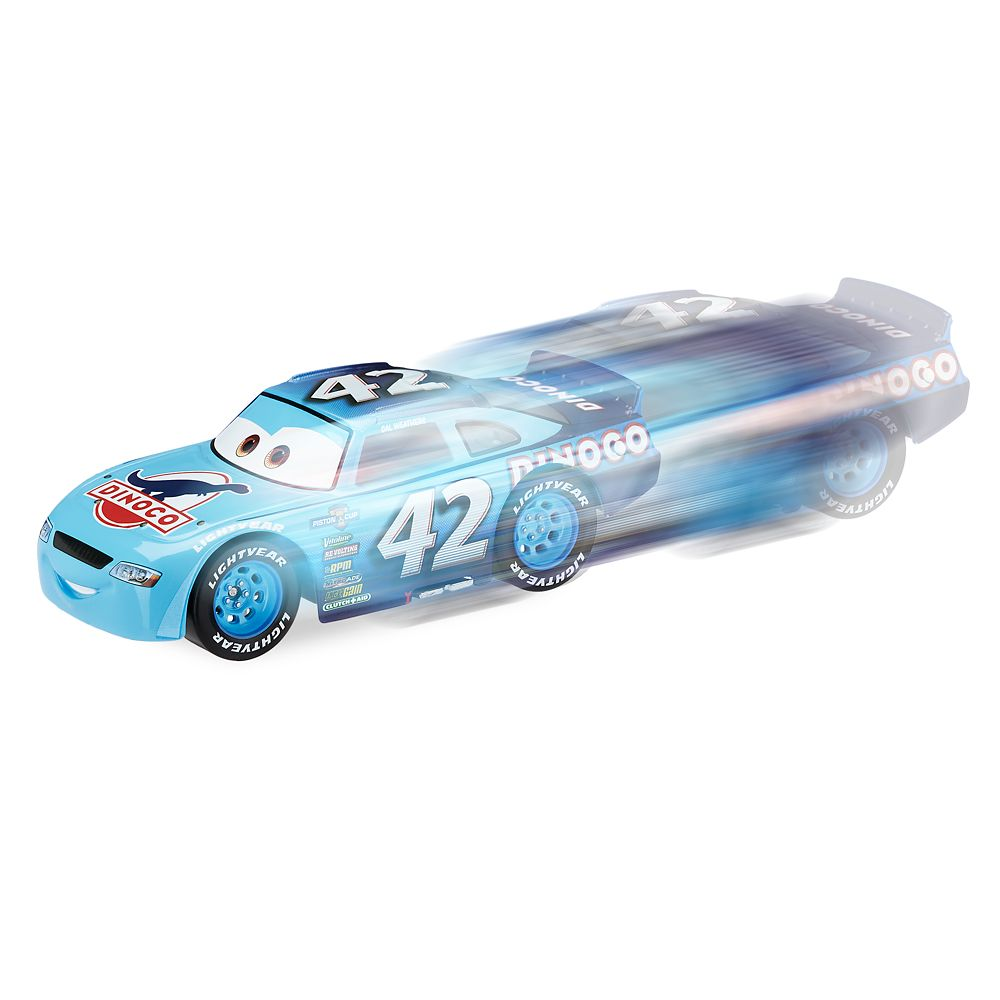Cal Weathers Pull 'N' Race Die Cast Car – Cars