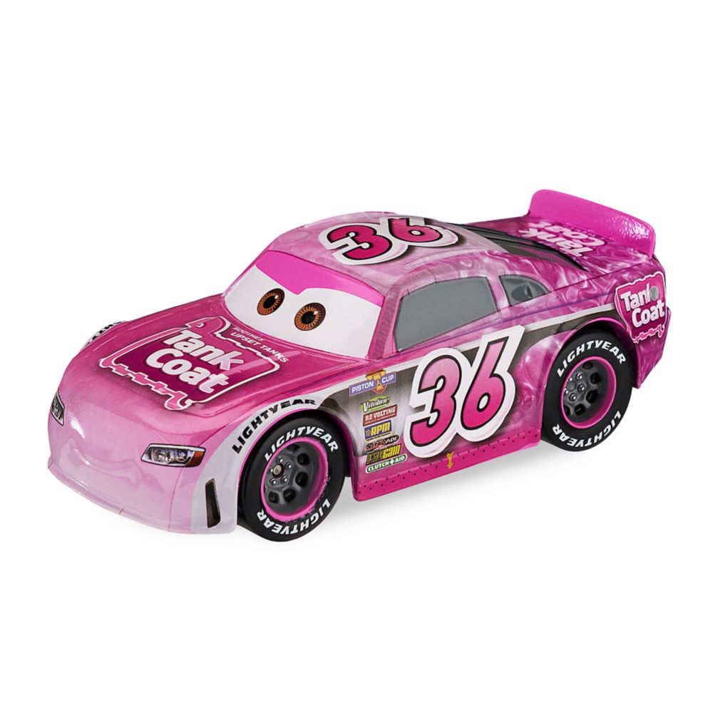 Reb Meeker Pull 'N' Race Die Cast Car – Cars